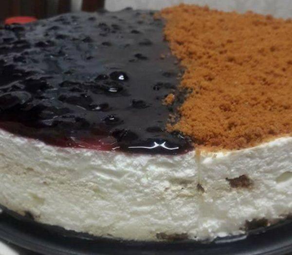 עוגת גבינה קרה_יפה דודיאן