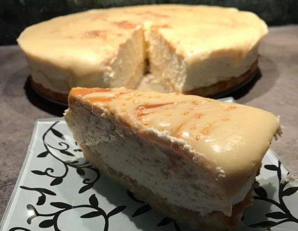 עוגת חצי חצי רפאלו ופררו