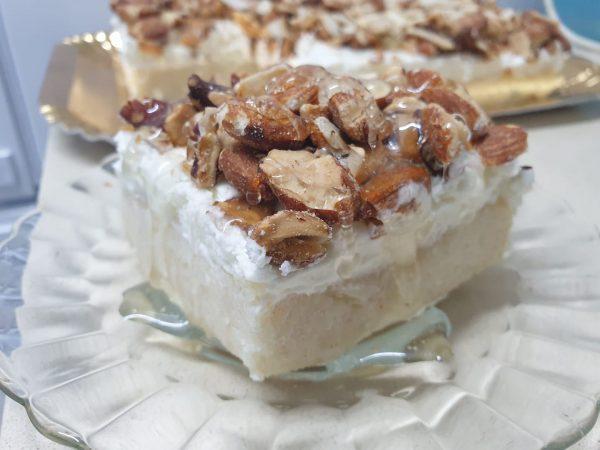 עוגת לילות ביירות _ ירדנה ג'נאח