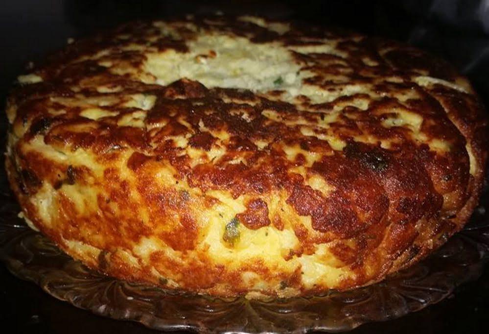 פשטידת תפוחי אדמה מחמאר/מעקודה