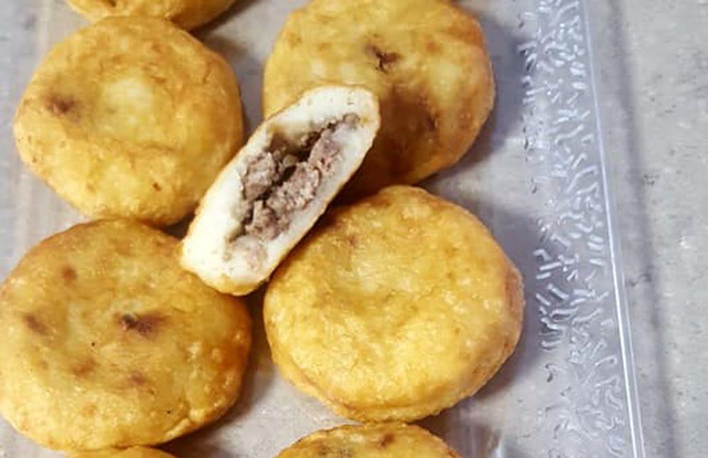 קובה פטטה … תפוחי אדמה במילוי בשר טחון