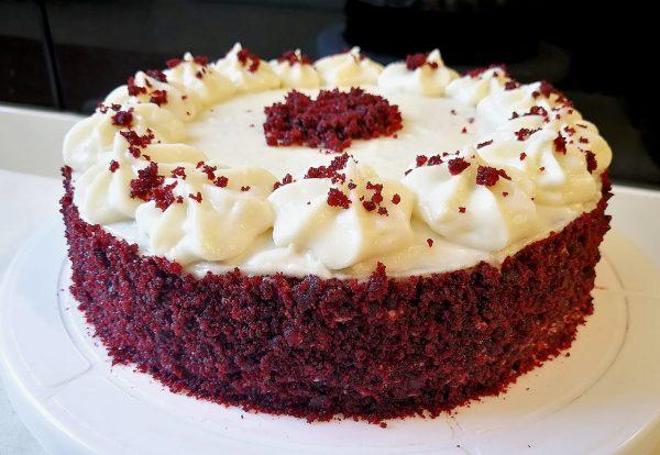 עוגת רד וולווט_מדלן אביב