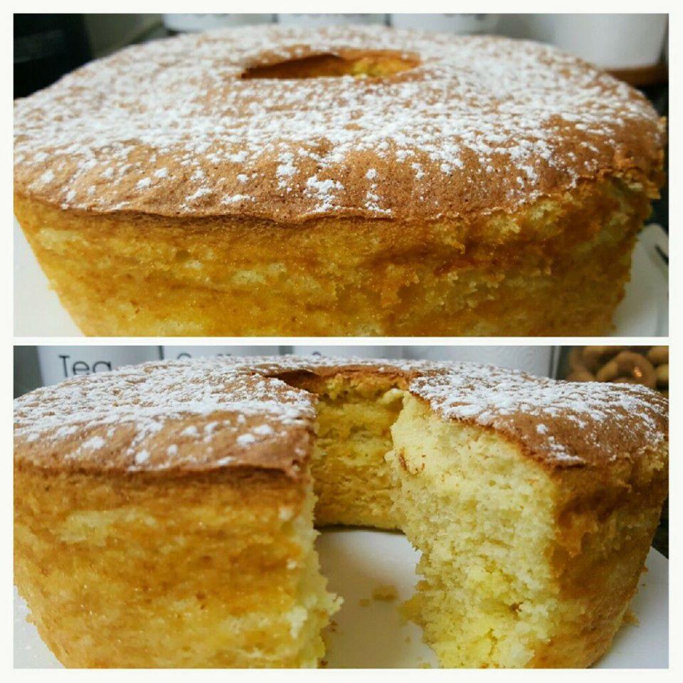 עוגת מיץ פשוטה וטעימההה