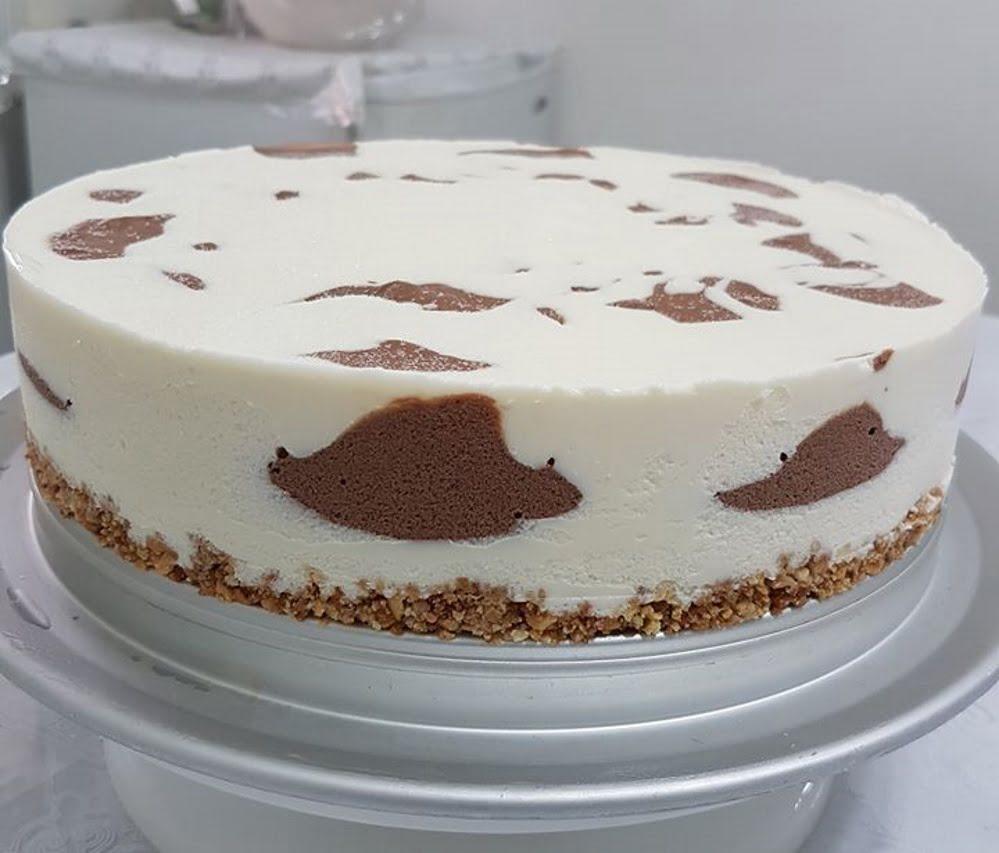 עוגת מוס גבינה_מתכון של כרמלה שמואל