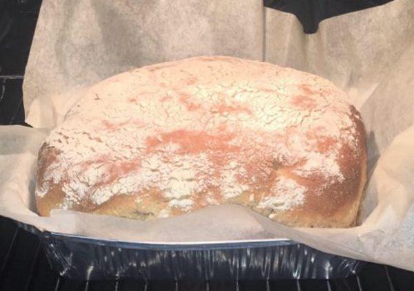 לחם שיפון .. טעים ,קל ,אוורירי ומתאים לסוכרתיים