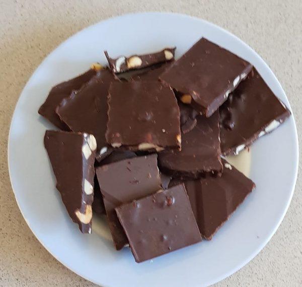 חטיף שוקולד