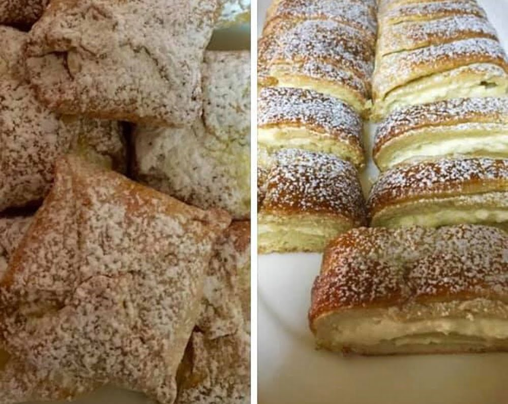רולדת גבינה וגביניות… אותו בצק
