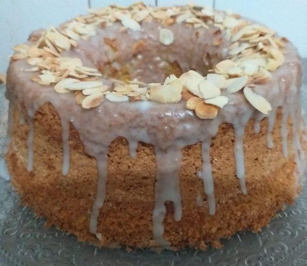 בוקה די דמה- עוגת שקדים_המטבח של יפה רייפלר מתכונים