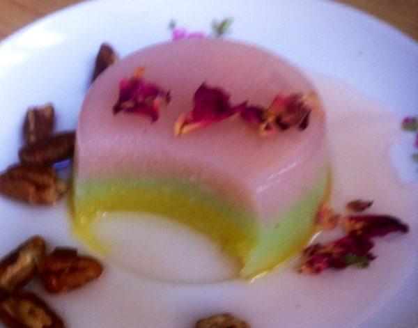 בזליקו – קינוח סולת צבעוני_המטבח של יפה רייפלר מתכונים