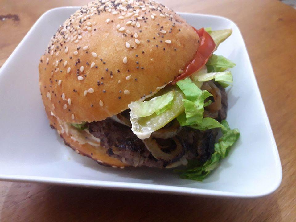 המבורגר ביתי_המטבח של יפה רייפלר מתכונים