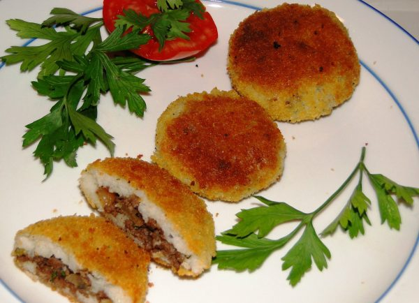 כופתאות אורז במילוי בשר_המטבח של יפה רייפלר מתכונים