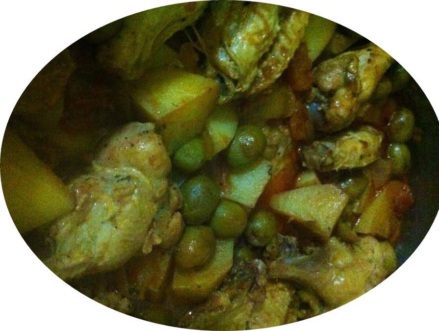 כנפי עוף בזיתים_המטבח של יפה רייפלר מתכונים