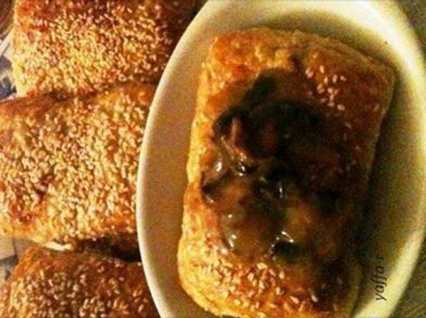 מאפה בשר ברוטב פטריות_המטבח של יפה רייפלר מתכונים