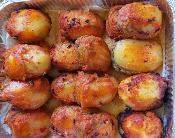 מפרום תפוח אדמה עם בשר_רוז טעים במטבח אוחנה