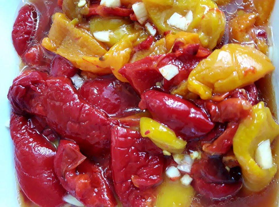 סלט גמבה צבעוני_המטבח של יפה רייפלר מתכונים