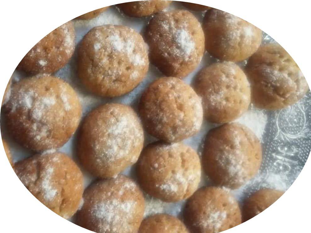 עוגיות אגוזים_המטבח של יפה רייפל מתכונים