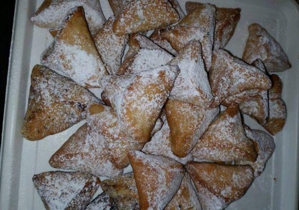 עוגיות אוזני המן_זהבה אבילחק
