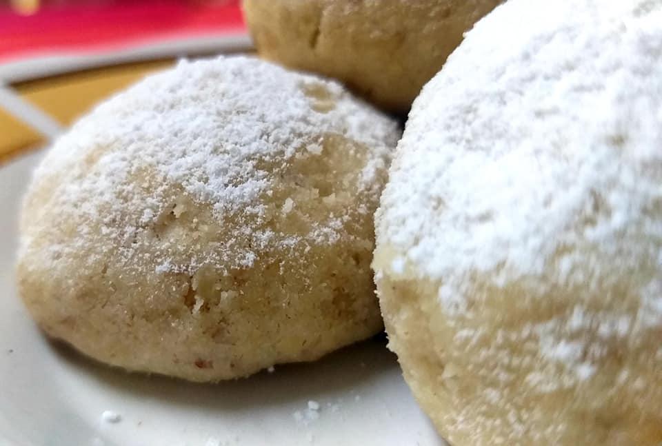 עוגיות חמאה עם אגוזים_רוחמה כהן