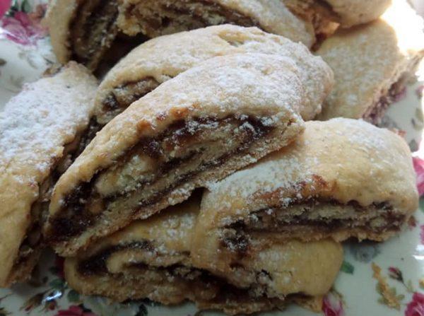 עוגיות תמרים נמסות בפה_יפה דודיאן