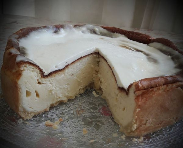 עוגת גבינה_המטבח של יפה רייפלר מתכונים