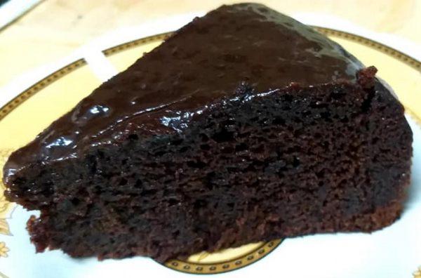 עוגת השוקולד שלי שקצרה לא מעט מחמאות ופורסמה בעיתון לאשה_מתכון של רוחמה כהן