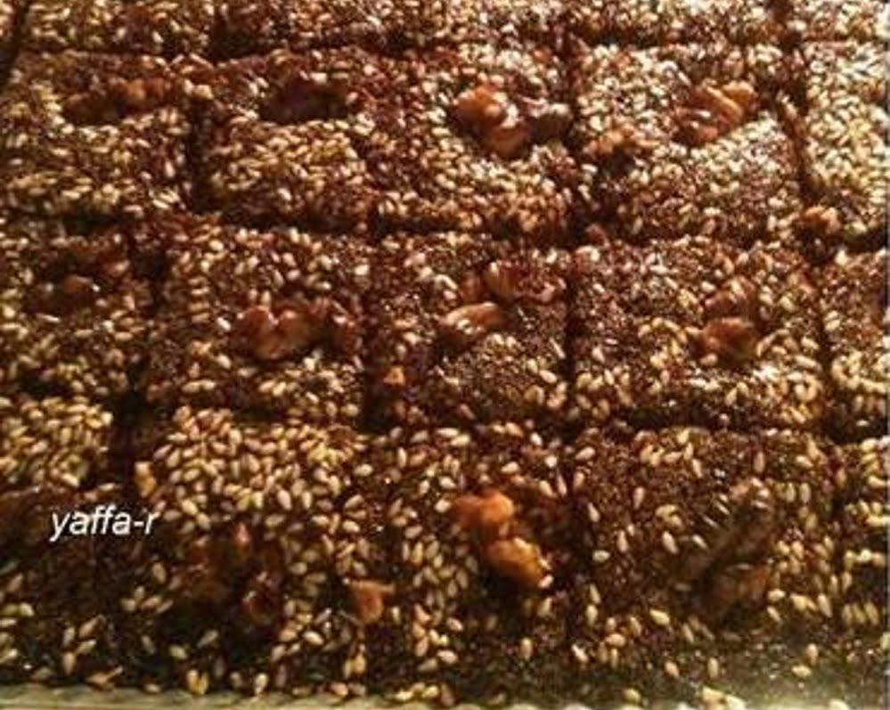עוגת סולת_המטבח של יפה רייפלר מתכונים