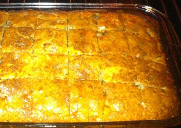 עוגת תפוחים בחושה_המטבח של יפה רייפלר מתכונים