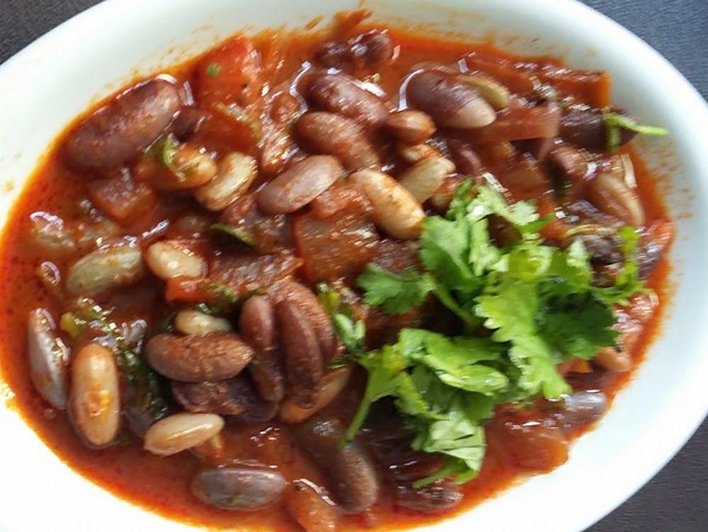 צ'ילי קון קרנה…שעועית בסיגנון מקסיקני_המטבח של יפה רייפל מתכונים