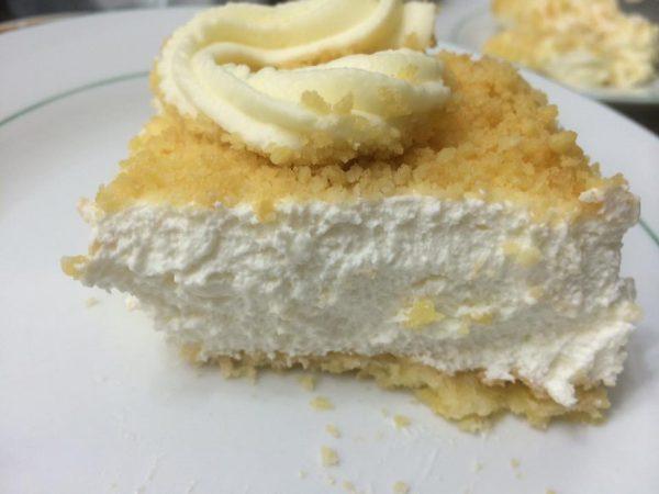 עוגת גבינה קרה פירורים… אין על העוגה הזאת _סופיה אביטל