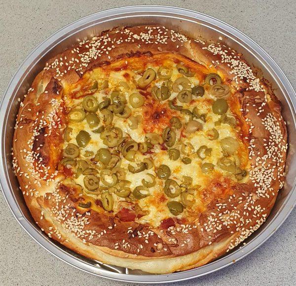 פיצה פאצאצה מוצרלה_יפה וקס-ברקו
