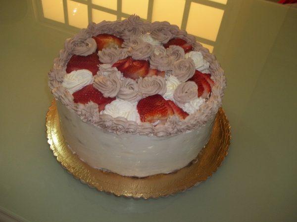 עוגה גבינה מעלפת_ג'וליאנה רומני חכמון