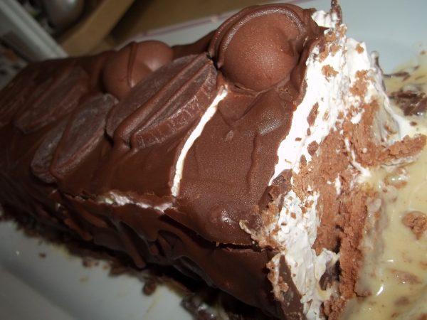 פנטזיה … עוגת גלידה מעלפת בטעם של עוד