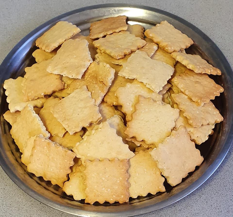 עוגיות מרוקאיות…ריפעת_יפה וקס ברקו