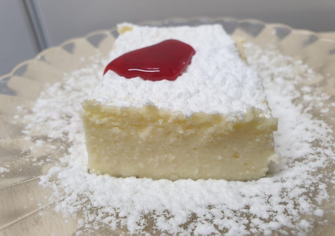 עוגת גבינה של בית מלון .. אבל פי אלף יותר טעים…ללא מיקסר וללא קמח_ירדנה ג'נאח