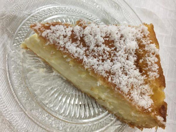 עוגת סולת וגבינה…טעם חלומי_דורית לוי