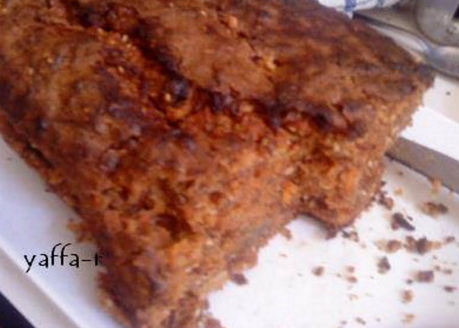 עוגת גזר_המטבח של יפה רייפלר מתכונים