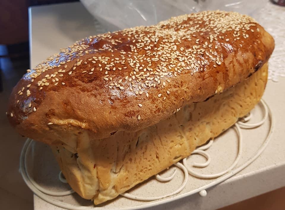לחם בצל מטוגן וזיתים_נורית יונה – מאסטר מתכונים