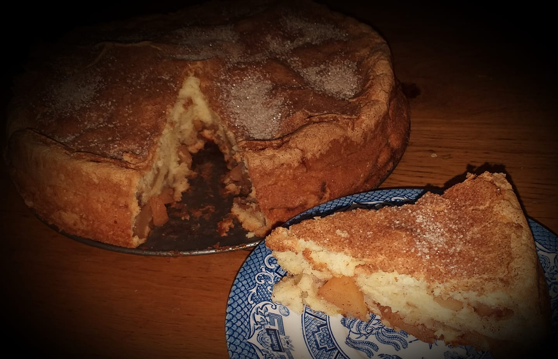 עוגה עם תפוחי עץ_המטבח של יפה רייפלר מתכונים