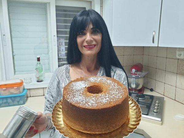 מתכון כתוב + 2 סרטונים להכנת עוגת טורט בחושה גבוהה וטעימה _ירדנה ג'נאח – מאסטר מתכונים