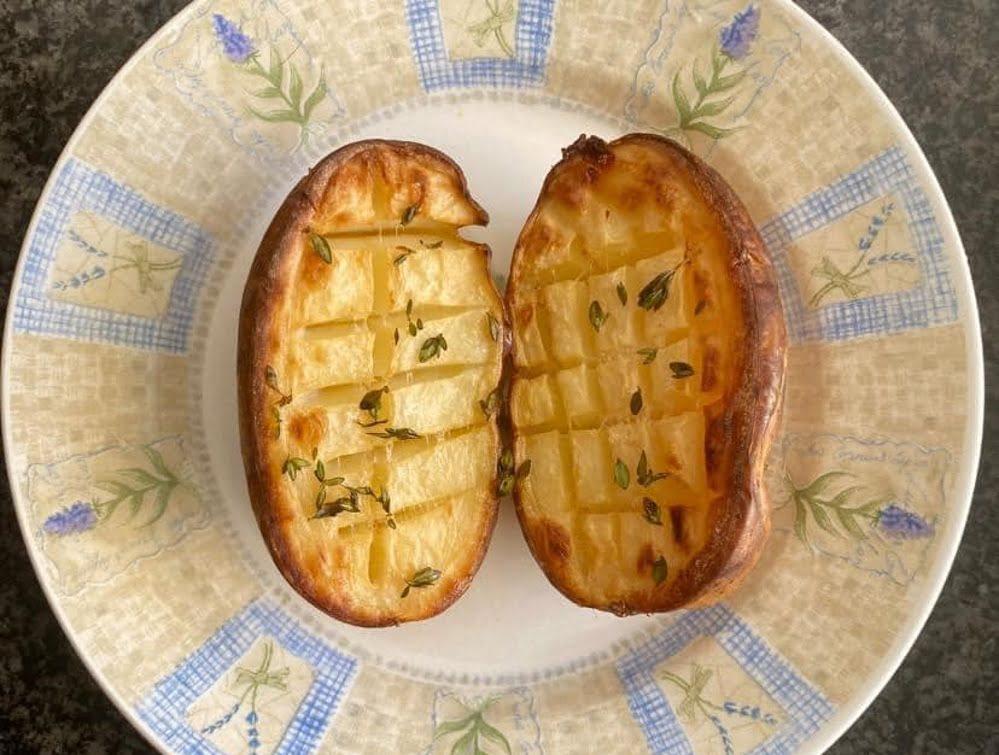 תפוחי אדמה בתנור, משגעים_מרי שקד שירזי