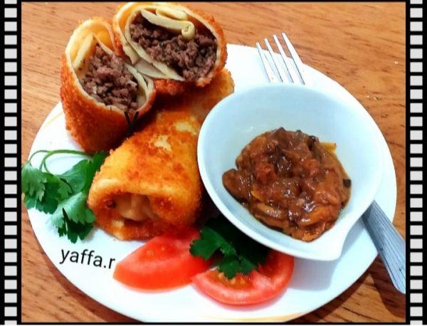 בלינצס במילוי בשר_המטבח של יפה רייפלר-מתכונים