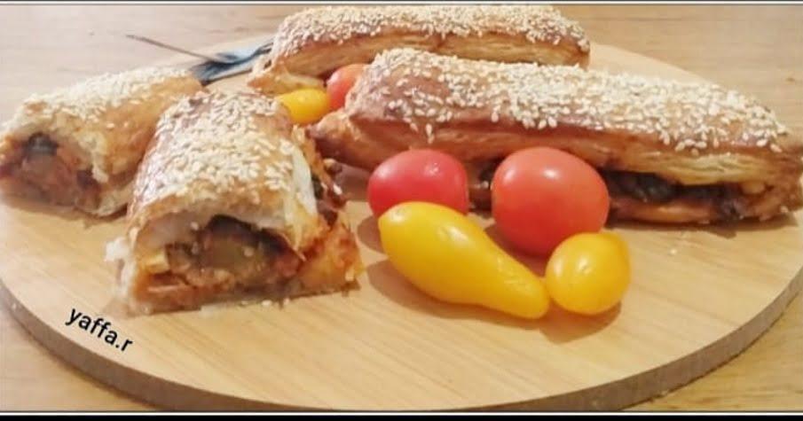 בורקס פריקסה_מתכון של המטבח של יפה רייפלר מתכונים