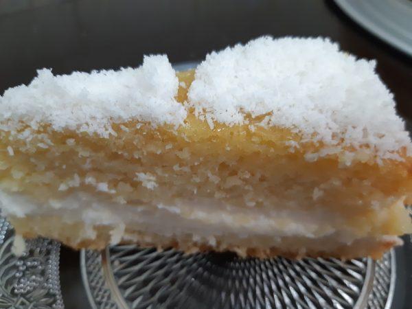 בסבוסה גבינה בשכבות,טבולה בסירופ 😋_מתכון של אורנה ועלני