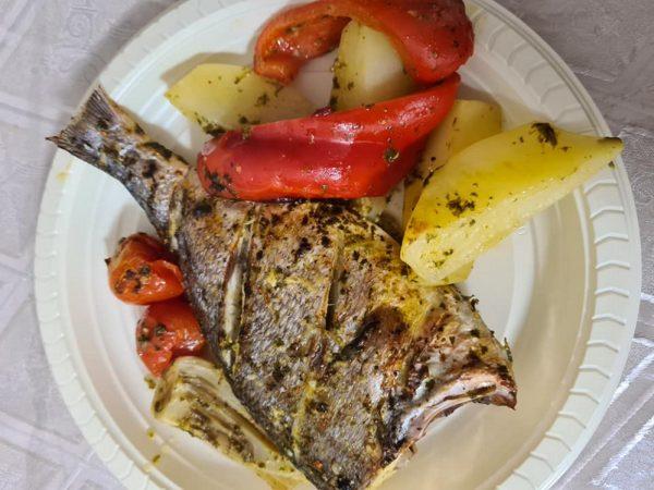 דגי דניס בתנור 💞💞💞_מתכון של מילן וקנין