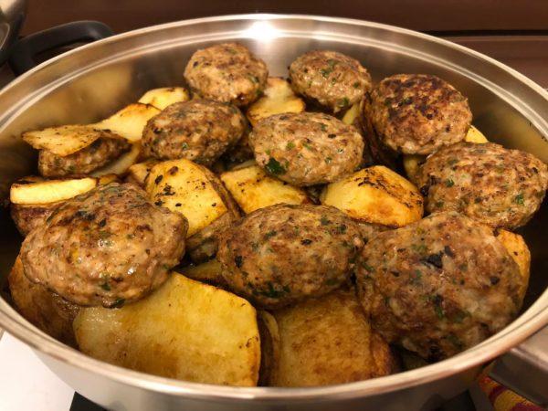 מפרום תפוחי אדמה 🌺_מתכון של עדינה בטש