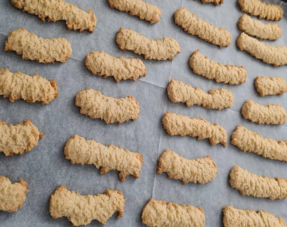 עוגיות מכונה פריכות נמסות בפה_מתכון של מילן וקנין
