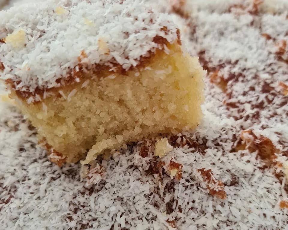 עוגת בסבובה (עוגת סולת) טעימה_מתכון של מילן וקנין