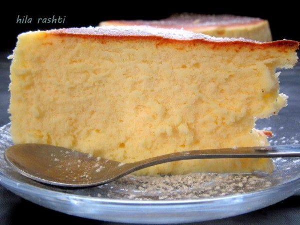 עוגת גבינה נימוחה_מתכון של הילה סמוכה רשתי