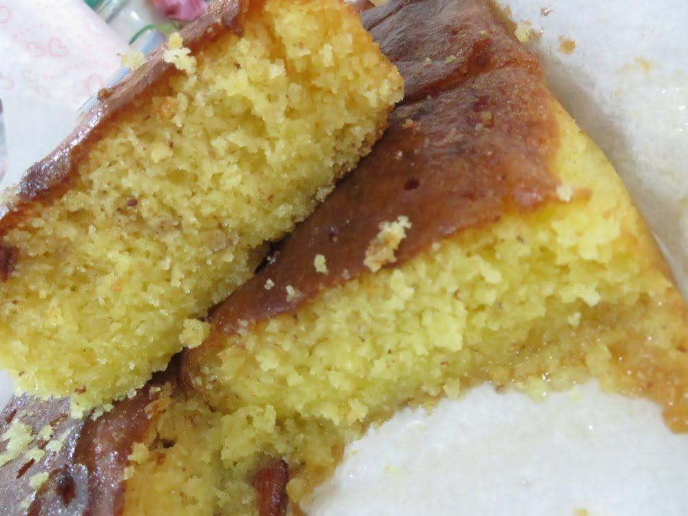 עוגת סולת נהדרת_מתכון של ג'וליאנה רומני חכמון