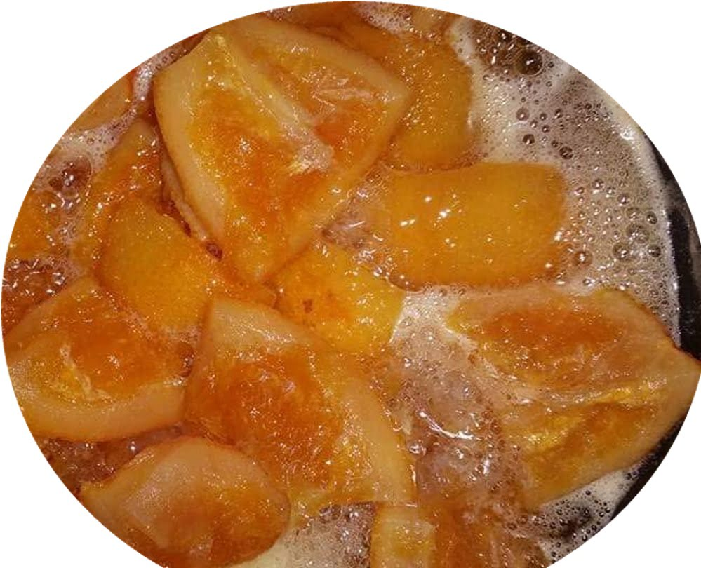 ריבת תפוזים_מתכון של אביבה ממן